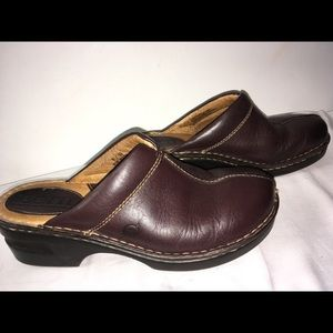 Born leather loafers - 7